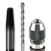 Immagine per la categoria Punte SDS ed accessori, estrattori conici, levapunti